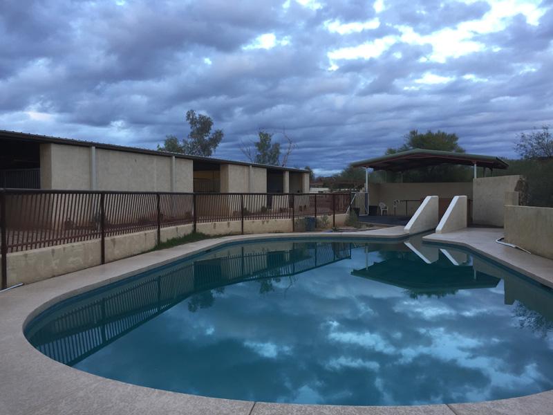Pool-Side