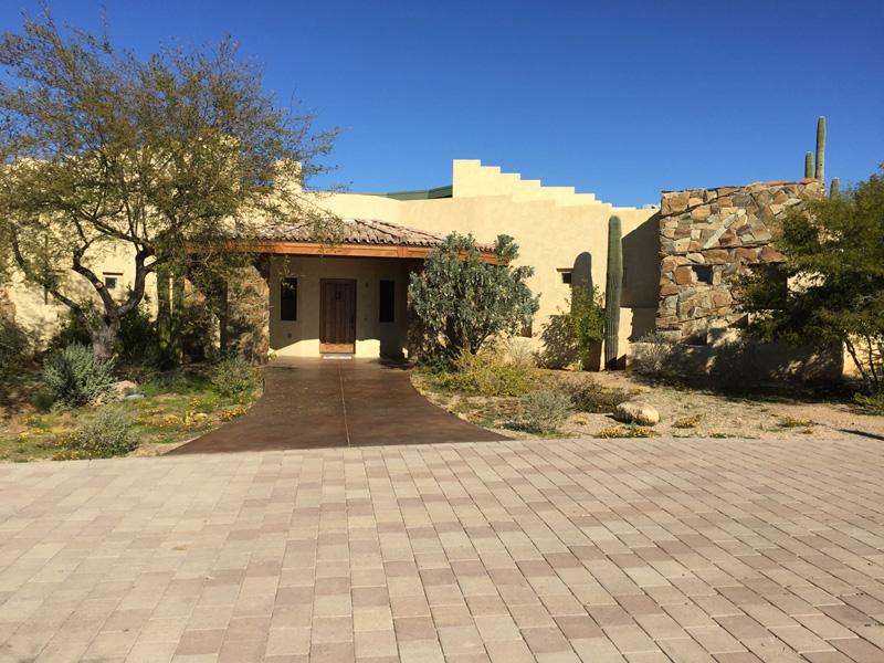 Santolina Farm Inc., - Residence